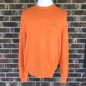 Polo Ralph Lauren Long Sleeve Crew Neck Sweater
